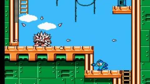 Mega Man 3 - Needle Man's Stage