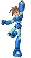 Megaman Volnutt TvC