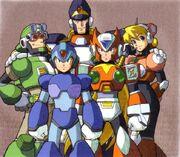 MH miembros saga X