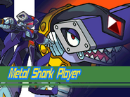 Metal Shark Player MMX6