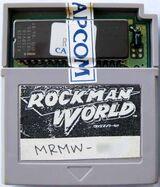 Mega Man: Dr. Wily's Revenge/Prototipo
