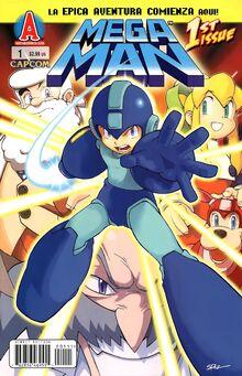 MegaMan Archie