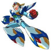 Falcon armor x
