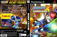 Megaman x collection (ps2)