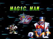 Magicman Present