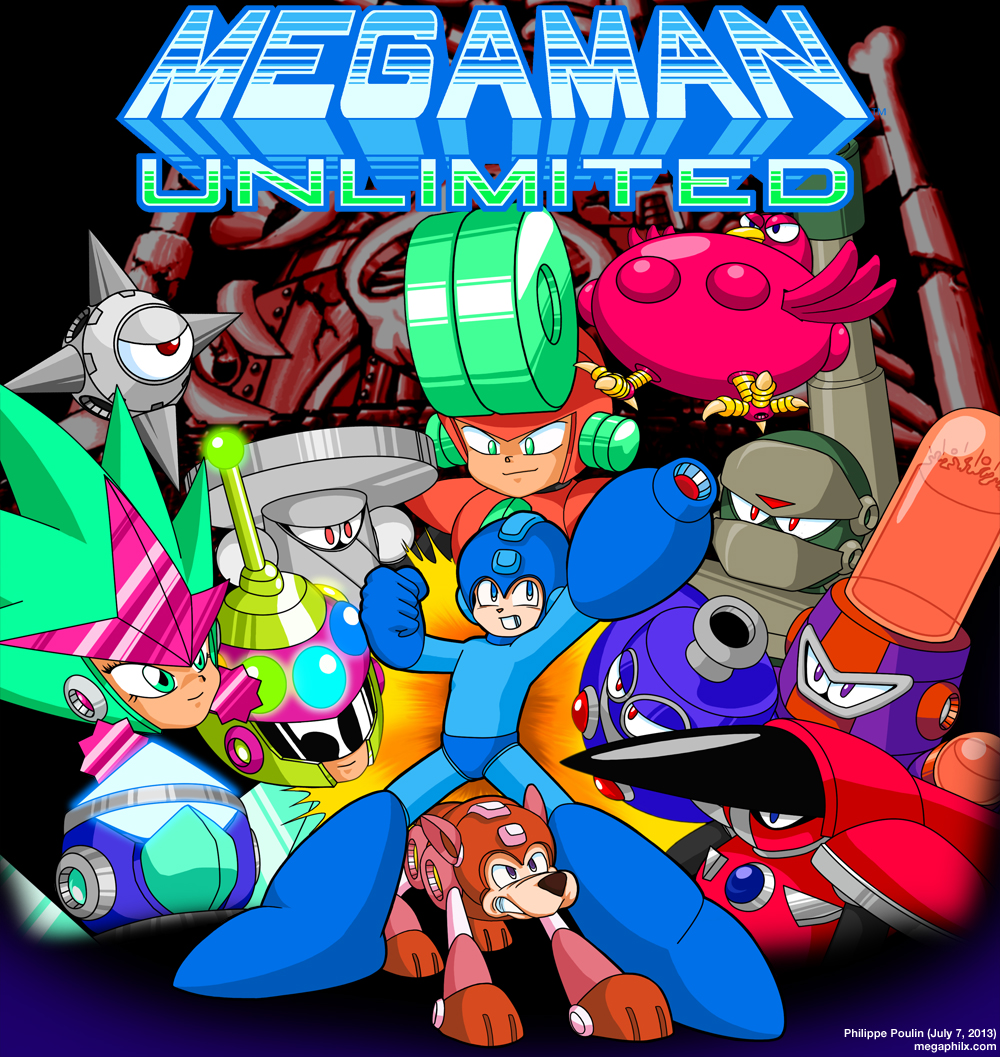 Mega man unlimited mega man hq fandom powered by wikia - Megaman wikia ...