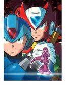 Carátula Japonesa de Mega Man Xtreme 2