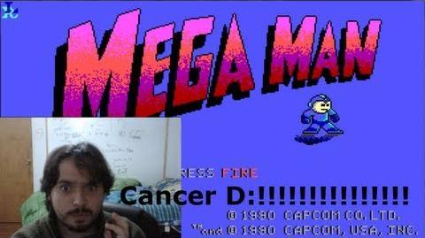 Este Juego Me Da Cancer Megaman PC