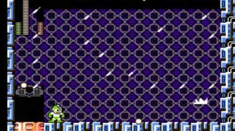 Mega Man 4 - Wily's Fortress Stage 3