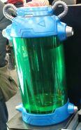 Ligth capsule Toy