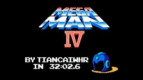 TAS Mega Man 4 by Tiancaiwhr in 32 02