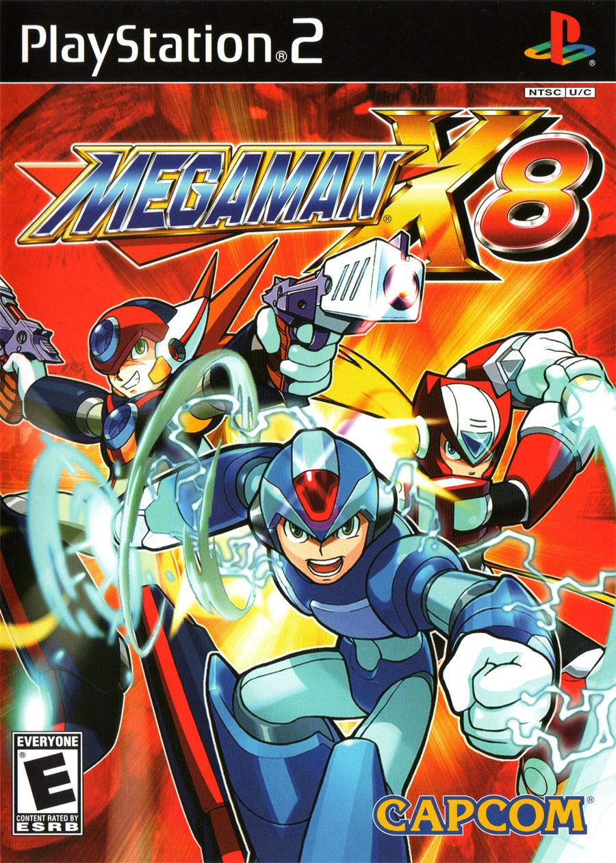 Mega man x8 mega man hq fandom powered by wikia for Megaman 9 portada