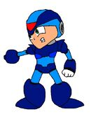 Mega Man X 8 bits HD2