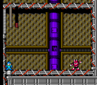 MagnetMan-Batalla