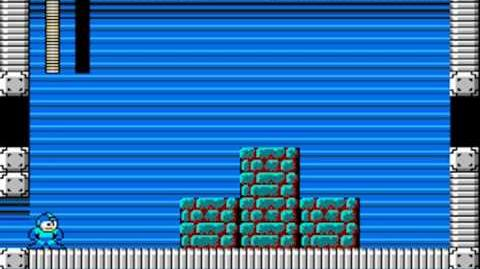 Mega Man (NES) Part 9 Wily Stage 3 CWU-01P Boss