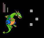 Dragon-Batalla