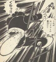 DiveMan-Ikehara-derrota