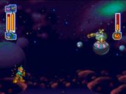 Astroman MM8 fight