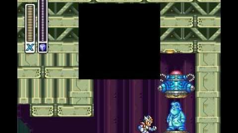 Mega Man X2 - Overdrive Ostrich Stage Desert Base