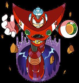 Gravityman