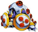 Armored Armadillo