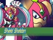 Shield Sheldon MMX6