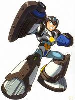 Gaea armor x
