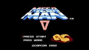 Mega Man 5 Intro