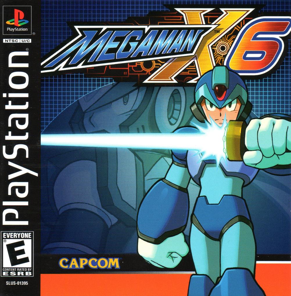 Mega man x6 mega man hq fandom powered by wikia for Megaman 9 portada