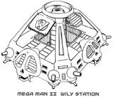 Wily Estación (Mega Man II)