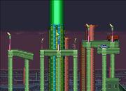 Megaman x stage