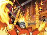 Fire Man/Archie Comics