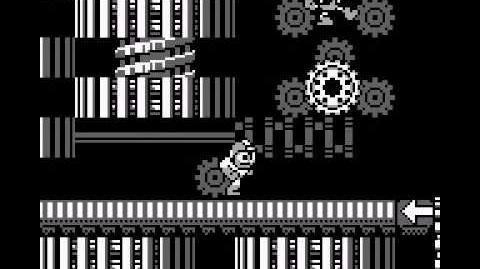 Mega Man II (GB) - Part 1 Metal Man