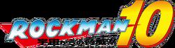 Rockman 10 Logo