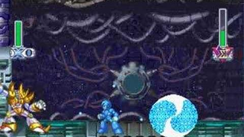 Megaman X4 - X vs