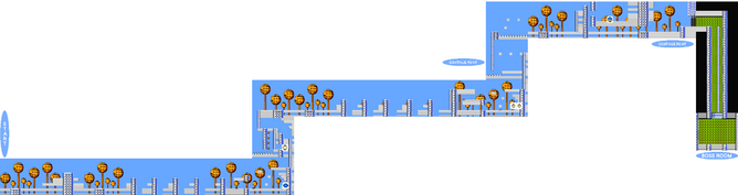 BombMan-Mapa