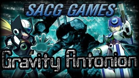 Megaman X8 - Gravity Antonion