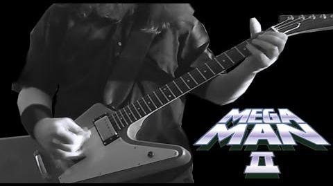 Mega Man 2 Guitar Playthrough