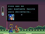 Guión de Mega Man X1