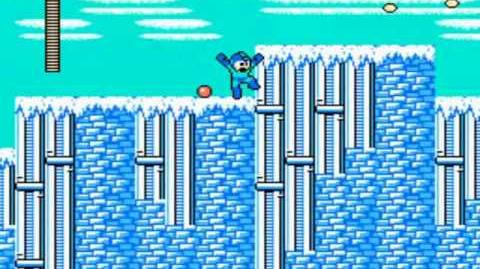 Mega Man - Ice Man's Stage