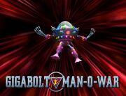 Gigabolt Man-O-War