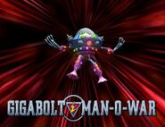 Gigabolt Man-O-War