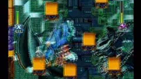 ロックマンX6 ゲイトLv4を初期状態&ノーダメで倒す