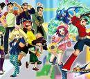 MegaMan Star Force (Saga)