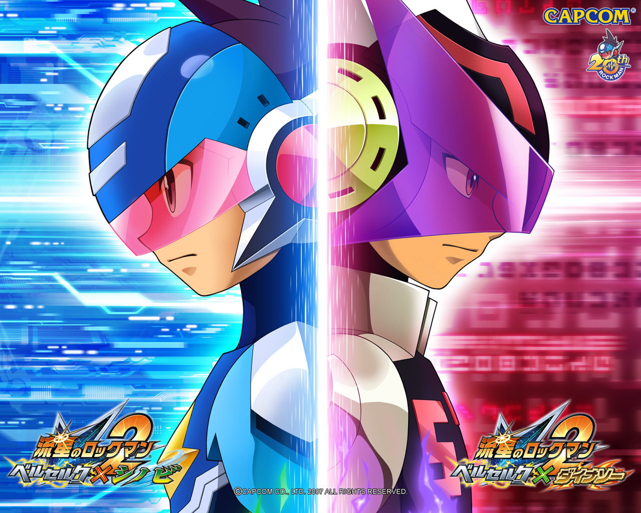 Mega man star force 2 mega man hq fandom powered by wikia - Megaman wikia ...
