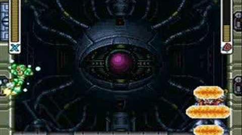 Mega Man X3 - Dr