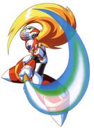 Zero Z-Saber MMX3