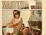 Agua caliente (canción de Martinha)