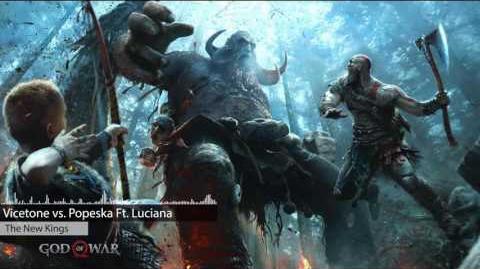 Vicetone vs. Popeska - The New Kings ft. Luciana