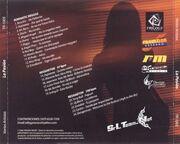 CD Pasion trasera reggae